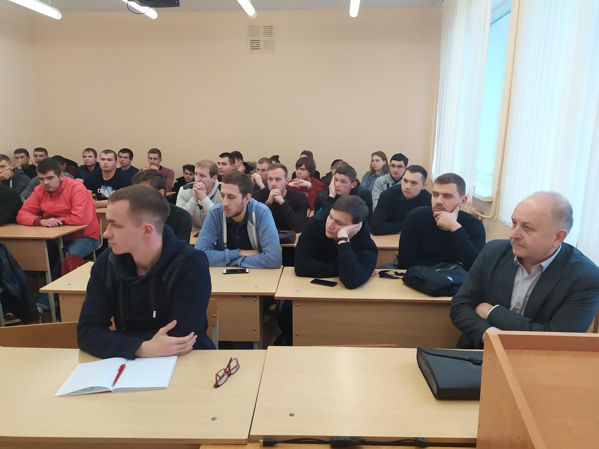 Ярмарка вакансий на машиностроительном факультете