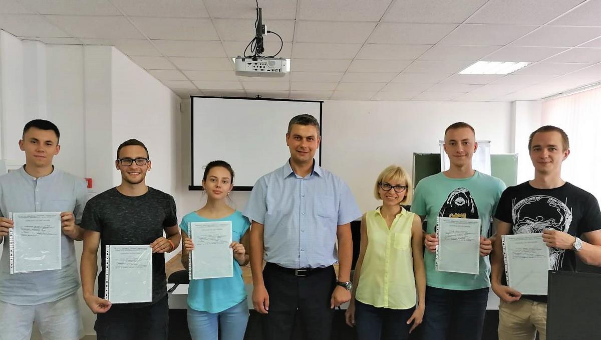 Летняя производственная практика в Польше 2018