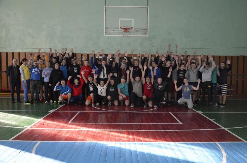 Машиностроительный факультет ГГТУ имени П.О.Сухого по-спортивному отметил День машиностроителя 14