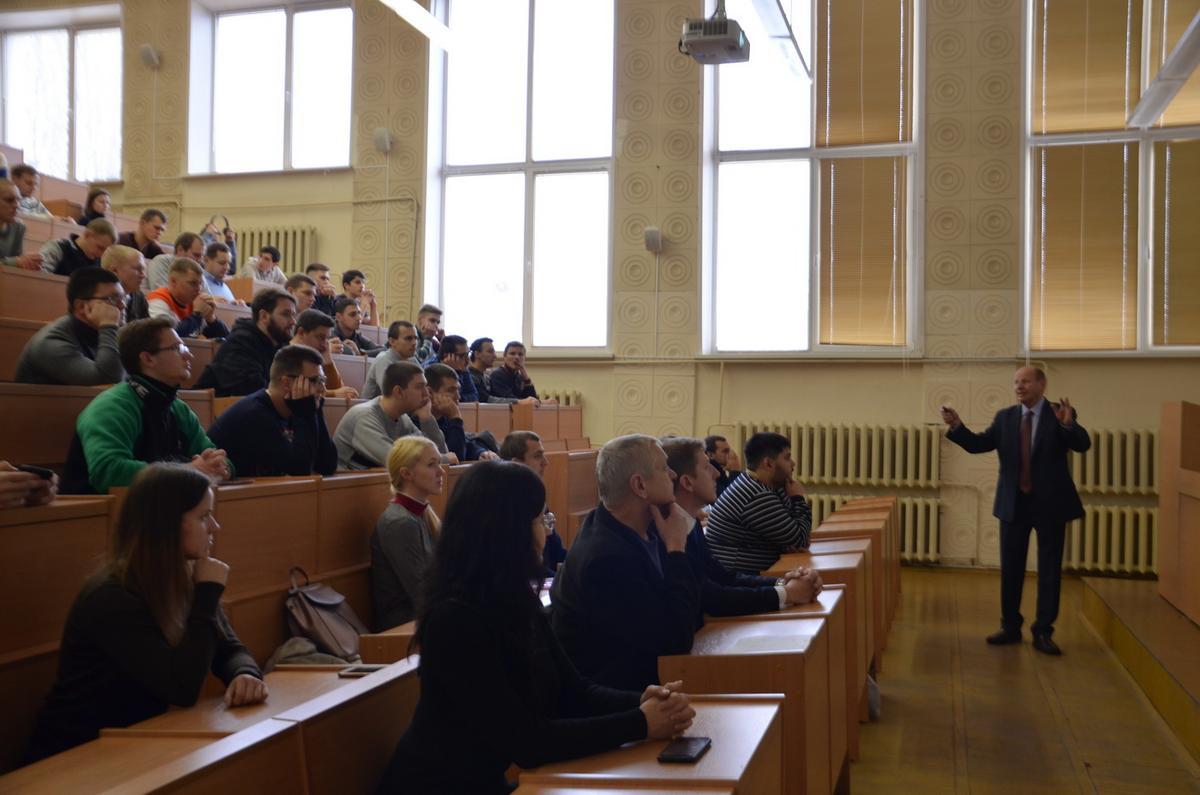 Цикл лекций профессора Евгениуша Турыка