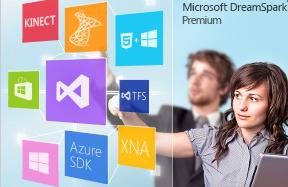 Программа Microsoft DreamSpark