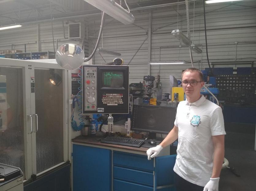 Студенты машиностроительного факультета ГГТУ имени П.О.Сухого прошли производственную практику на заводе «EuroLocks» в Польше
