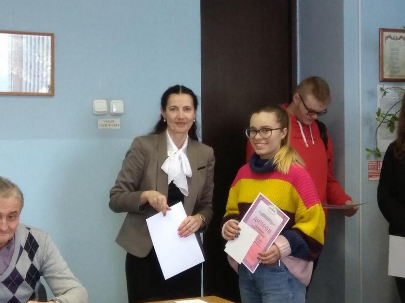 Поздравляем победителей конкурса творческих работ студентов ГГТУ имени П.О.Сухого, посвященных 100-летию белорусской государственности