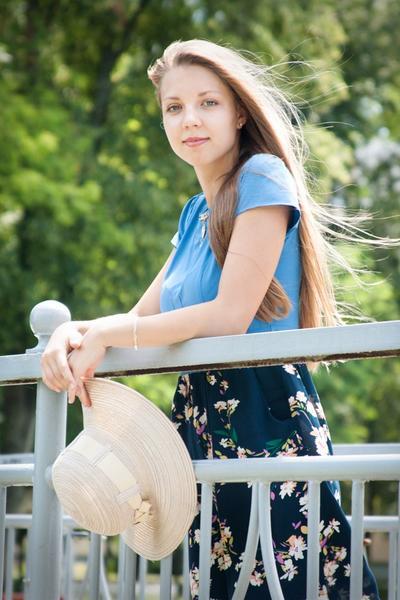 Участница конкурса «Принцесса ГГТУ-2017»: Елизавета Лисовская