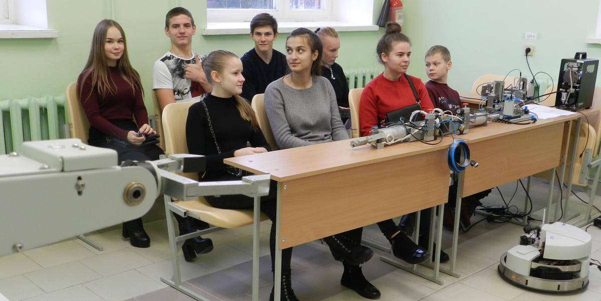 KidZania в ГГТУ им. П.О. Сухого