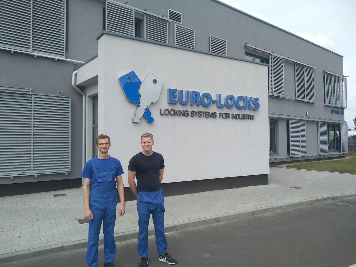 Студенты МСФ проходят практику на предприятиях Польши locks5.jpg