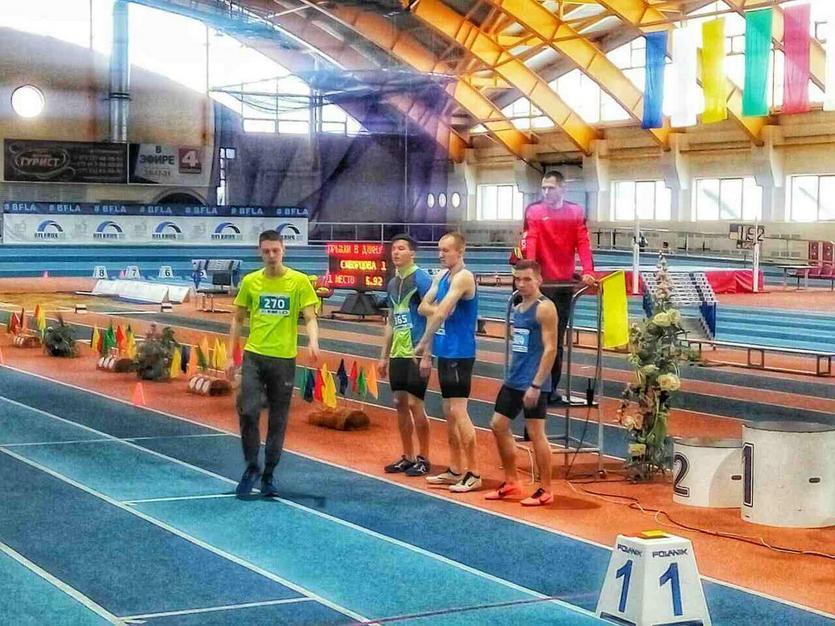 Успешное выступление спортсменов ГГТУ имени П.О.Сухого в Республиканской универсиаде–2019 по легкой атлетике
