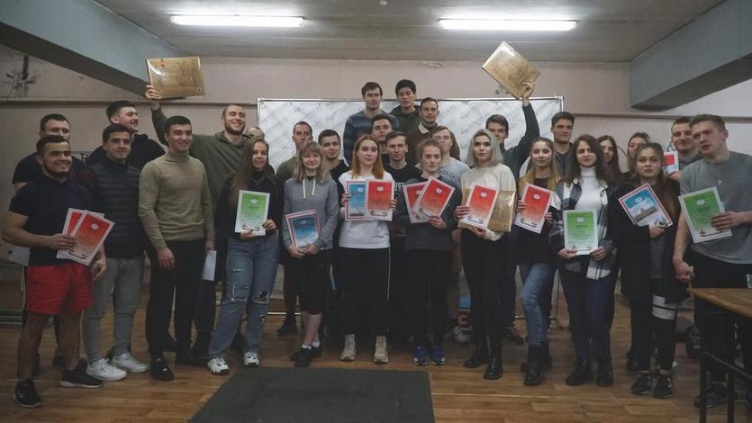 В ГГТУ состоялся открытый чемпионат по армрестлингу. МСФ - 1 место среди факультетов