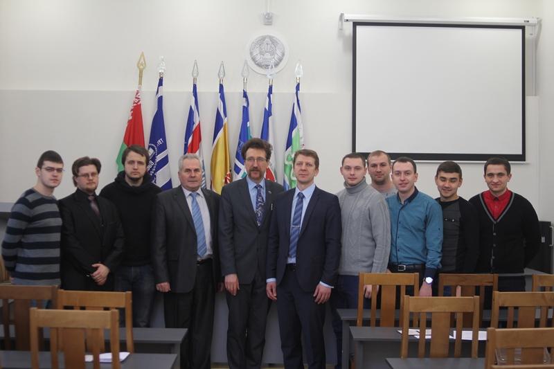 В ГГТУ торжественно вручили дипломы магистрам