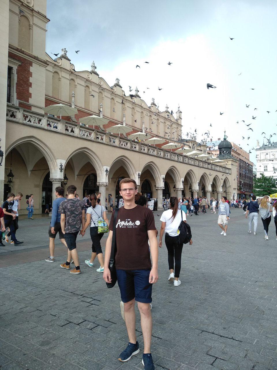 Студенты МСФ проходят практику на предприятиях Польши ekskursiya1.jpg