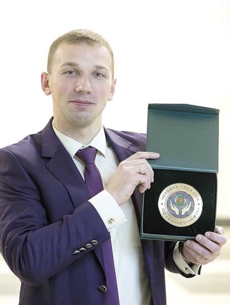 Выпускник МСФ – лучший в номинации «Молодость и перспектива» в конкурсе «Человек года»