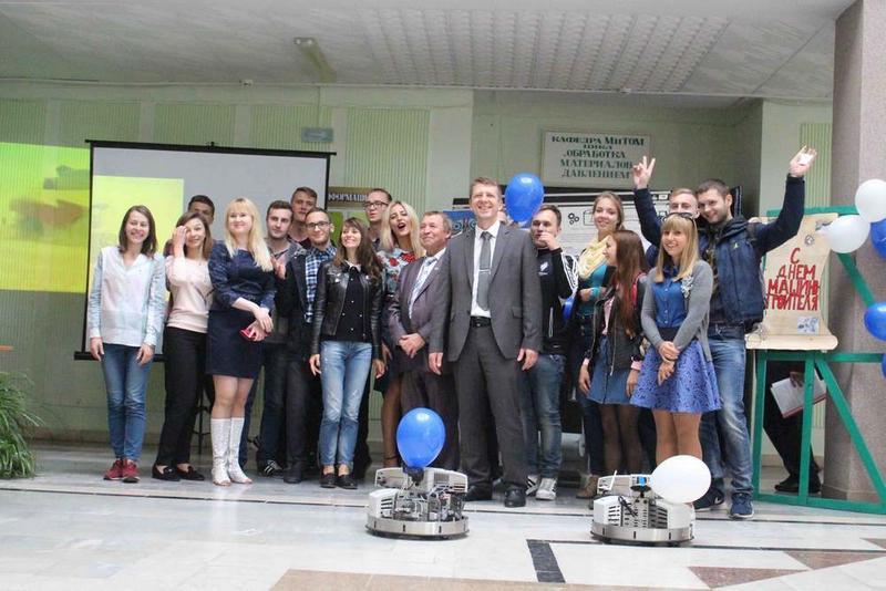 В ГГТУ им. П.О.Сухого прошел «День Машиностроителя»