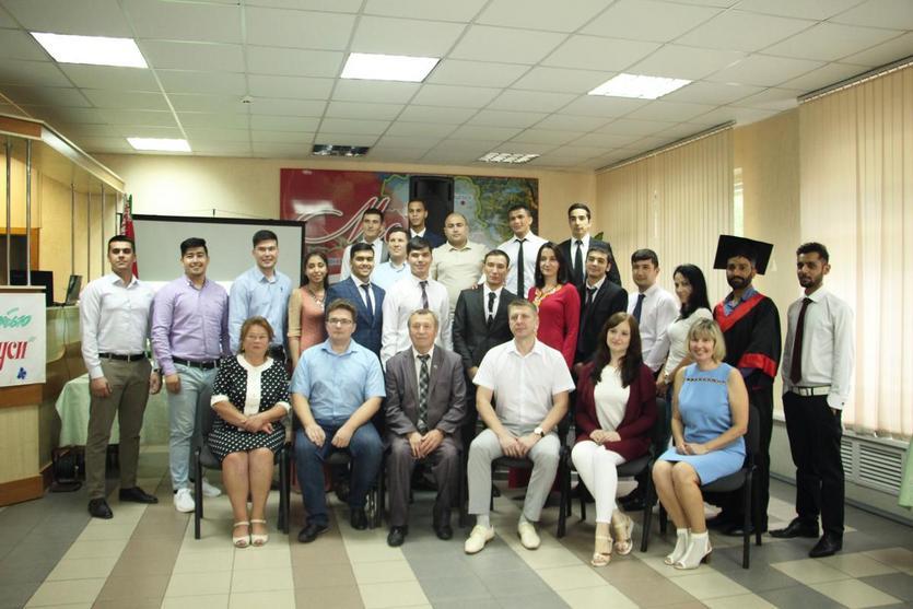 В ГГТУ имени П.О.Сухого состоялся интернациональный вечер выпускников «С благодарностью к Беларуси!»
