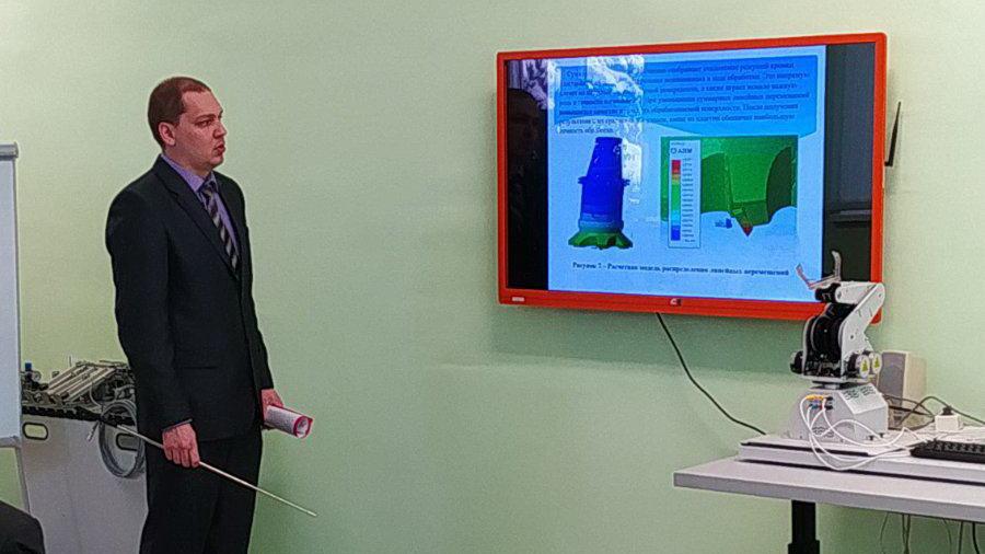На машиностроительном факультете ГГТУ им. П.О. Сухого прошла защита магистерских диссертаций