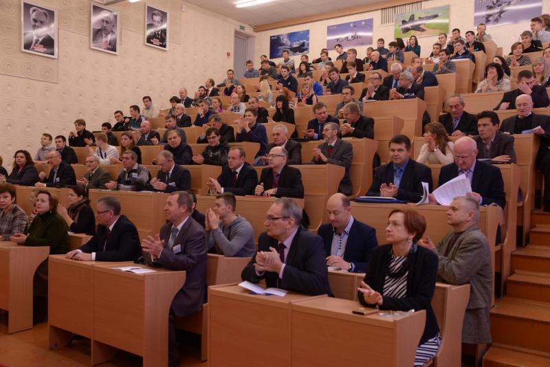 Проблемы современного машиностроения обсудили на конференции в ГГТУ