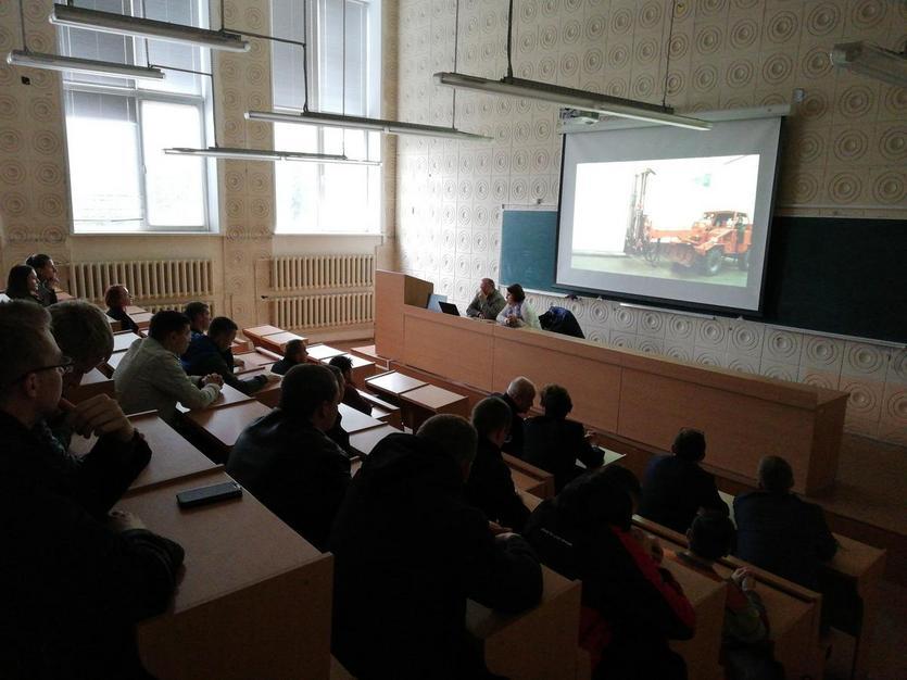 В ГГТУ имени П.О.Сухого прошла первая в этом учебном году «Ярмарка вакансий»